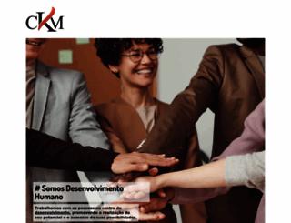 ckmservicos.com.br screenshot