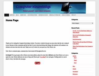 cknow.com screenshot