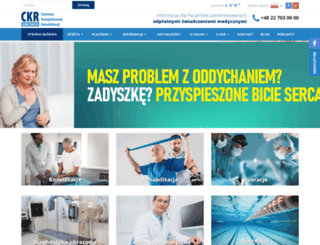 ckr.pl screenshot