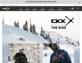 ckxgear.com screenshot