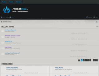 ckz-clan.com screenshot