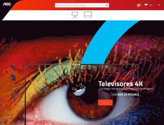 cl.aoc.com screenshot
