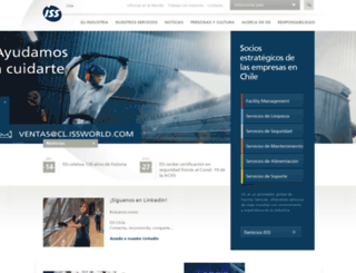 cl.issworld.com screenshot