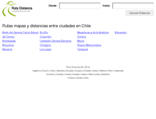 cl.rutadistancia.com screenshot
