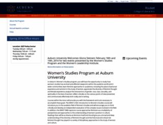 cla-au.auburn.edu screenshot