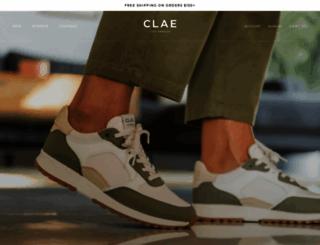 clae.com screenshot