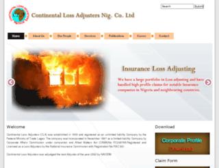clagloballine.com screenshot
