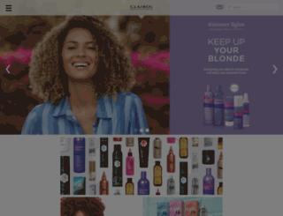 clairolprofessional.com screenshot