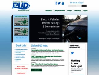 clallampud.net screenshot