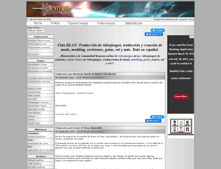 clandlan.org screenshot