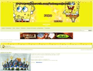 clanjk-ng.foroactivo.net screenshot