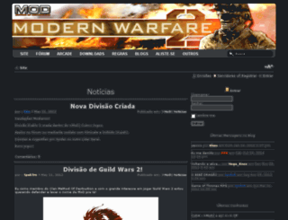clanmod.com.br screenshot