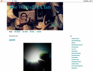 clanwhiteelk.blogspot.com screenshot