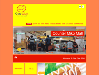 clapclup.com screenshot