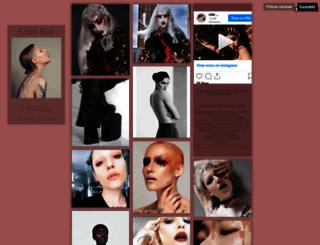 clararae.tumblr.com screenshot