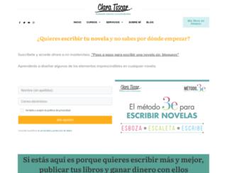 claratiscar.com screenshot
