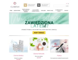 clarena.pl screenshot