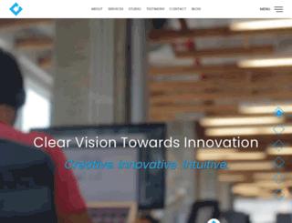 clarision.com screenshot