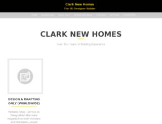 clarkdesignandconstruct.com.au screenshot