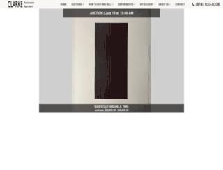 clarkeny.com screenshot