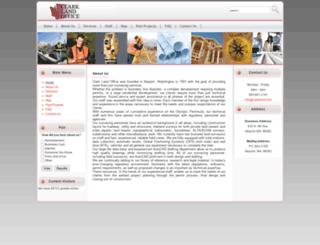 clarkland.com screenshot