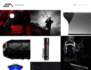 clarkmccune.design screenshot