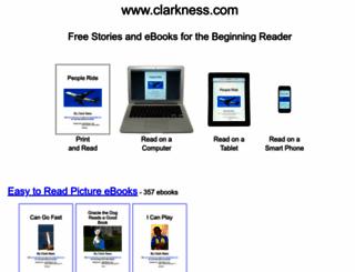 clarkness.com screenshot