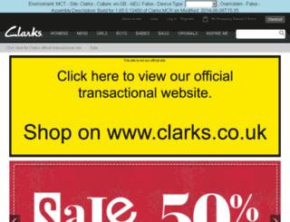 clarksmct.com screenshot