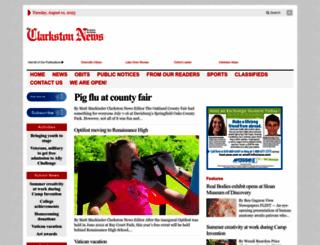 clarkstonnews.com screenshot