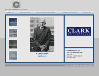 clarkus.com screenshot
