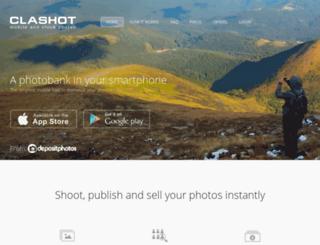 clashot.com screenshot