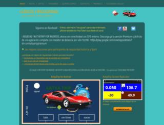 clasicosyregularidad.com screenshot