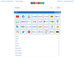 clasificados.kadaza.com.co screenshot