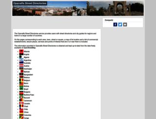clasificados.openalfa.com screenshot