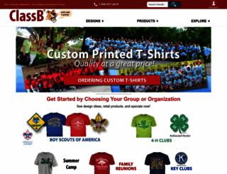 classb.com screenshot