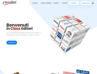 classeditori.com screenshot