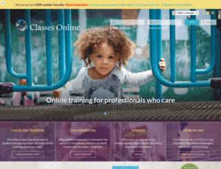 classesonline4u.com screenshot