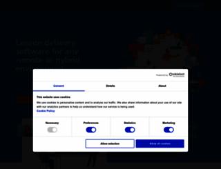 classflow.com screenshot
