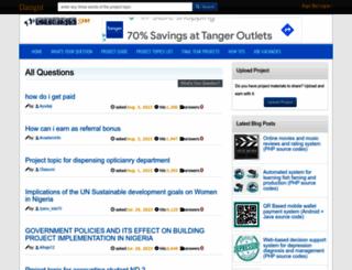 classgist.com screenshot