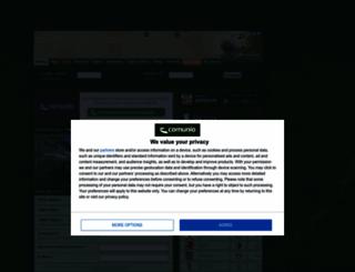 classic.comunio.de screenshot