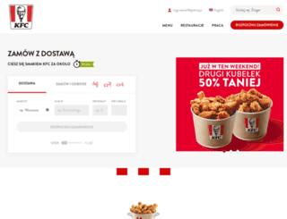 classic.kfc.pl screenshot
