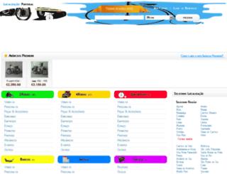 classicas2rodas.com screenshot