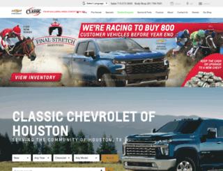 classicchevyhasit.com screenshot