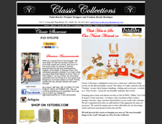classiccollectionsofpalmbeach.com screenshot
