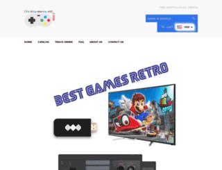 classicgamesworld.com screenshot