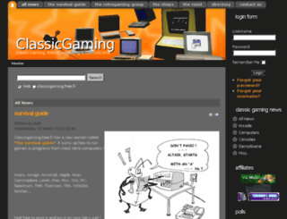 classicgaming.free.fr screenshot