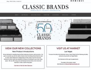 classicmattress.com screenshot