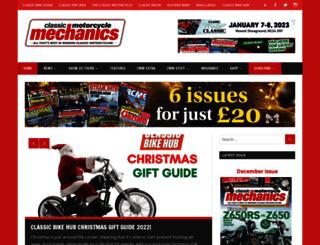 classicmechanics.com screenshot