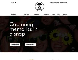 classicphotobooths.co.nz screenshot
