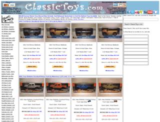 classictoys.com screenshot